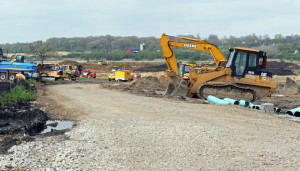 Construction begins for Gearbox Express