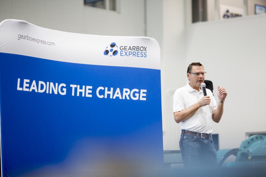 Bruce Newmiller, Gearbox Express