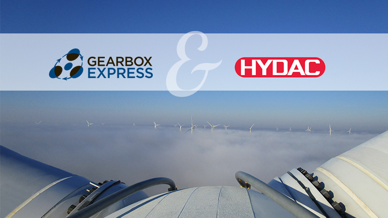 Gearbox Express partners with HYDAC Technology Corporation